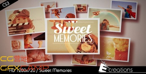 Videohive Sweet Memories