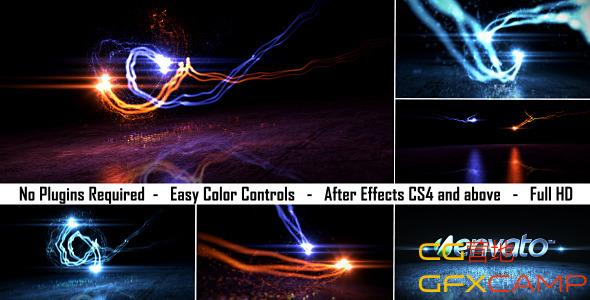 VideoHive Logo Light Reveal 2