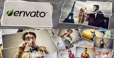 VideoHive Photo Collage Gallery