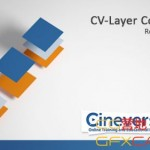 C4D图层控制插件 Cineversity Premium CV-Layer Comps v1.00