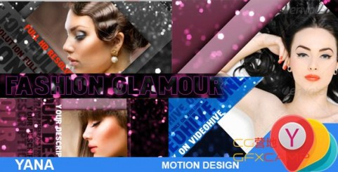 Videohive Fashion Glamour