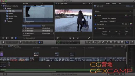 Tuts+ Premium - Video Editing in Final Cut Pro