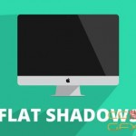 AE制作MG动画扁平化长投影教程 Creating Flat Long Shadows Tutorial